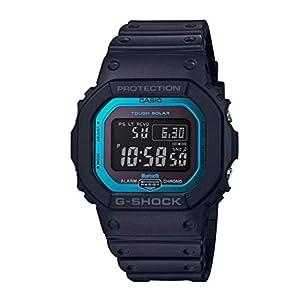 Casio Reloj Digital para Hombre de Cuarzo con Correa en Resina GW-B5600-2ER