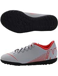 Nike Jr Vapor 12 Club GS TF, Zapatillas de fútbol Sala Unisex Niños