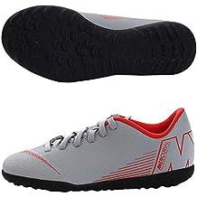 factory authentic b3346 0299f Nike Jr Vapor 12 Club GS TF Chaussures de Futsal Mixte Enfant