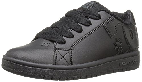 DC COURT GRAFFIK KIDS SHOE D0300504A, Unisex - Kinder Sneaker Black/Black/Black