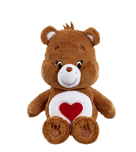 Image of Care Bears Tenderheart Bear Plush with DVD