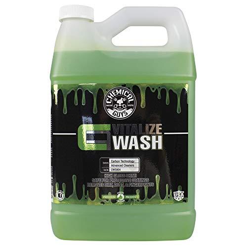 CG Carbon Flex Vitalize AUTOWASCHE Shampoo GALLONE -