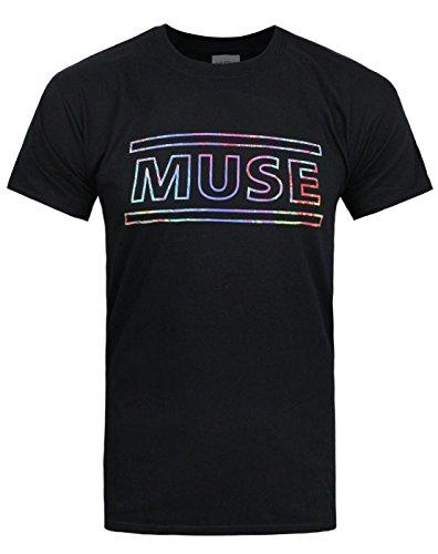 Herren - Official - Muse - T-Shirt (XL)