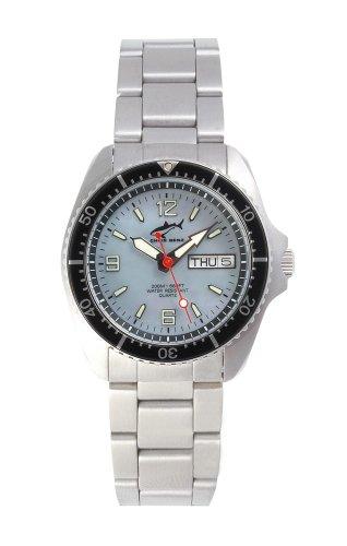 Chris Benz One Medium CBM-H-SW-MB Reloj unisex Reloj de Buceo
