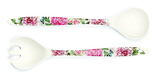 Michel Designworks - Serviergeschirr-Set Peony/Multicolor -