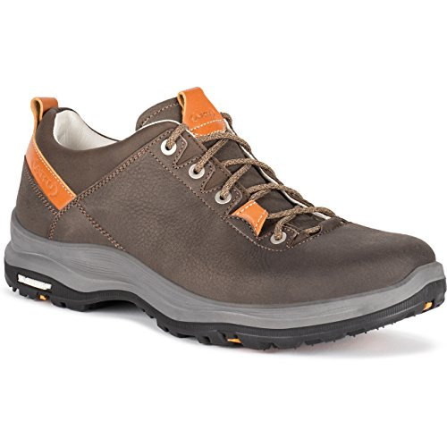 AKU Unisex-Erwachsene LA Val Plus Trekking-& Wanderschuhe, Braun (Dark Brown), 45 EU