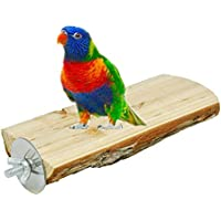 Sotoboo Parrot - Perchas para Pájaros de Mascota, para Perchas de Loros y Loros