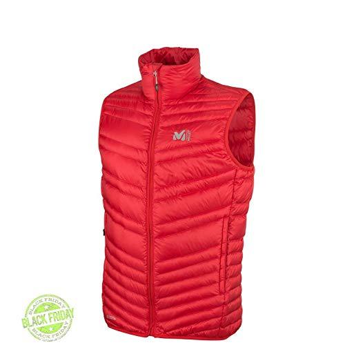 MILLET - Heel Lift Down Jacket Red Veste Ski - Red - Xl - RED