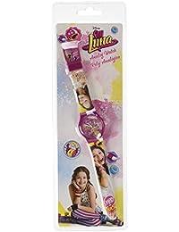 Soy Luna WD18006 - Reloj analógico para niñas