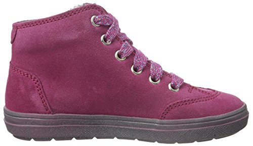 Richter Kinderschuhe Ilva, Baskets Basses Fille Rose - Pink (Mallow/Silver 3101)