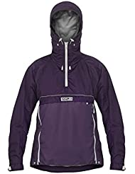 Paramo Directional Clothing Systems Velez Adventure – Chubasquero para mujer chaqueta impermeable para mujer, mujer, color Elderberry/Heather, tamaño small