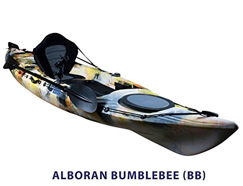 Galaxy Kayak de Pesca Rider (Bumblebee)
