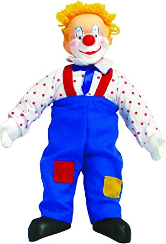 Dinlipp Joker Soft toy doll Cute and Colourfull-15 inch,naughty face famous bollywood clown toy