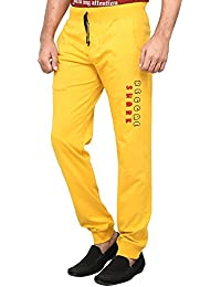 Clickroo Men's Slim Fit Track Pants