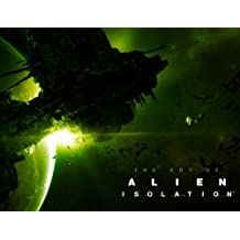 The Art of Alien: Isolation-