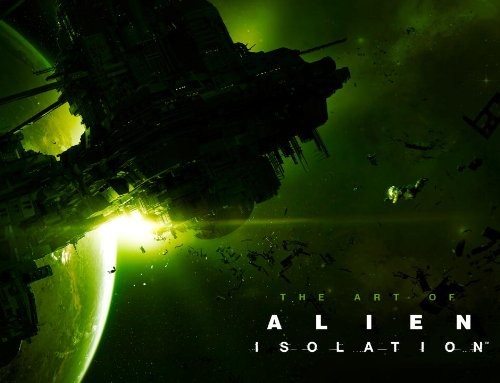 ART OF ALIEN ISOLATION HC