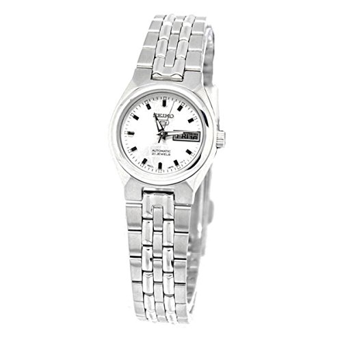 Seiko – Automatic SYMK39 K1 – Ladies Watch – Analogue – Stainless Steel Bracelet Silver