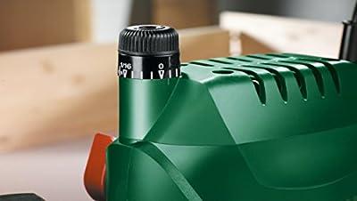 Bosch 0.603.26C.800 - Fresadora con maletín (1400 W, 240 V) color verde