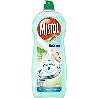 Mistol Lavavajillas Mano Aloevera - 650 ml