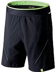 Dynafit Alpine Pro M 2/1, pantalones para hombre, Hombre, Alpine Pro M 2/1, Asphalt 1/2090, 48/ Medium