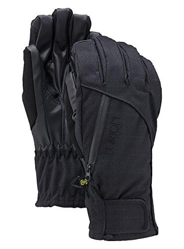 Burton Damen Snowboardhandschuhe BAKER 2 IN 1 UNDERGLOVE, True Black, S, 10359100002 (Handschuhe Baker Burton)
