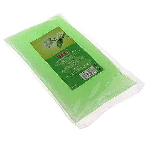 Homyl Kit de 4 Sac Cire Paraffine Hydratant Cire Epilation sans Bande et Douce pour Mains Pieds Corps