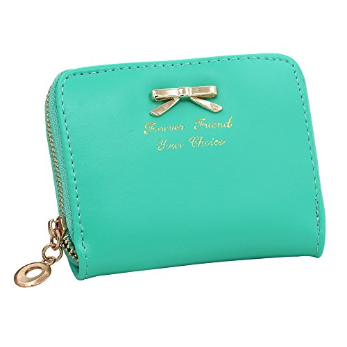 san-bodhir-womens-purse-small-zip-around-coin-pu-leather-handbag-wallet