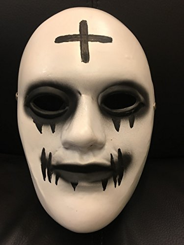 Fibreglass Deluxe The Purge Anarchy Cross Mask Buckle Strap - ()