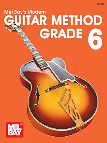 Modern Guitar Method Grade 6 (English Edition)