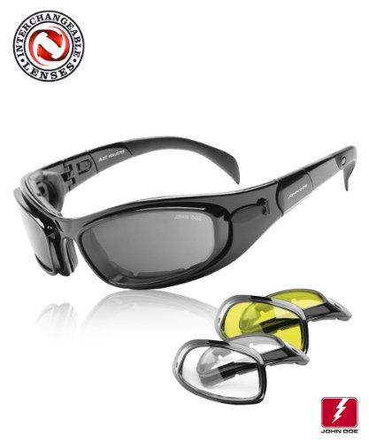 JOHN DOE® STYLE HOLLISTER - Motorrad, Sport und Skibrille