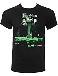 Breaking Bad Container Stash T-Shirt (Noir)
