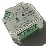 1 Stück LED Funk Dimmer Elektronisch 400 Watt Bedienung durch einfachen Taster