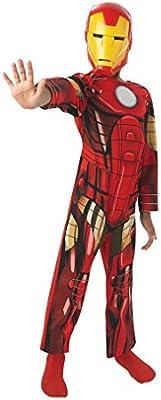Traje de los niños clásico de Iron Man