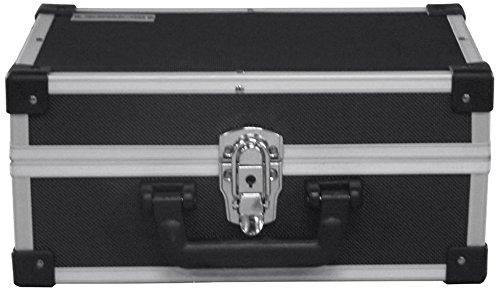Ironside Alu-Werkzeugkoffer, schwarz