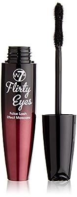 W7 Cosmetics Flirty Eyes False Lash Mascara, Black from W7 Cosmetics