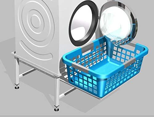 *Waschmaschinensockel 30cm verstärkt mit Ablage*