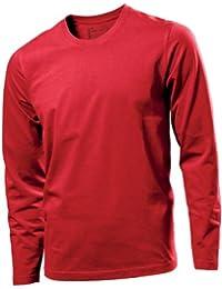 Hanes 7020 Mens ComfortSoft® Long Sleeve T-Shirt