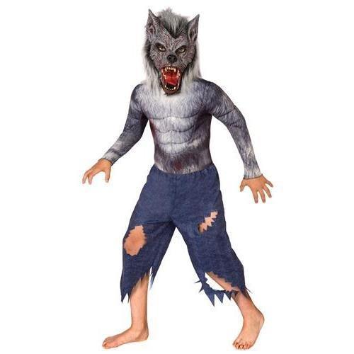 Kost-me f-r alle Gelegenheiten LF3681BMD Werewolf Kind Mittelgro-e 8-10