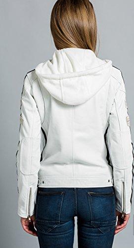 Urban-Leather-Giacca-Moto-da-Donna