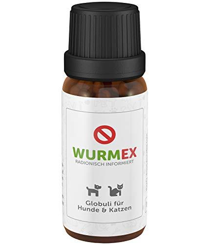 WurmEx | Wurmkur für Hunde und Katzen | natürlich & verträglich |100% hormonfrei | Made in Germany