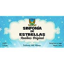 ROOIBOS ORIGINAL- SINFONIA DE ESTRELLAS. ZIP GRANEL gramos (100)