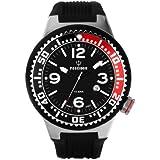 Kienzle Herren-Armbanduhr XL  POSEIDON Analog Silikon K2011153023-00248