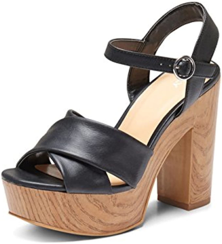 ONLY 15116534 Sandalo con Tacco MOD.Alexa Nero TG 41 | Fashionable  | Uomo/Donna Scarpa