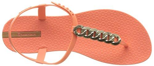 Ipanema Charm Iv Sand Fem, Sandales Bride Cheville Femme Orange (Orange)