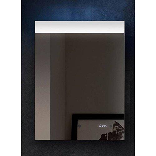 LED Badspiegel mit Beleuchtung Leuchtspiegel Wandspiegel 60x80cm Hängespiegel