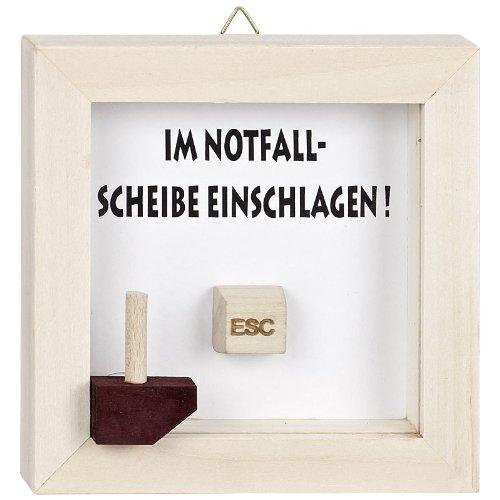 Notfall-Set ESC-Taste Scherzartikel-Box