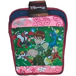 Hanumex Blue Color Ben ten (Bet10) School Bag for Boy till 5th Standared