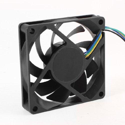 70mm x 15mm DC 12V 4Pins PWM PC ordenador CPU Cooler Ventilador...