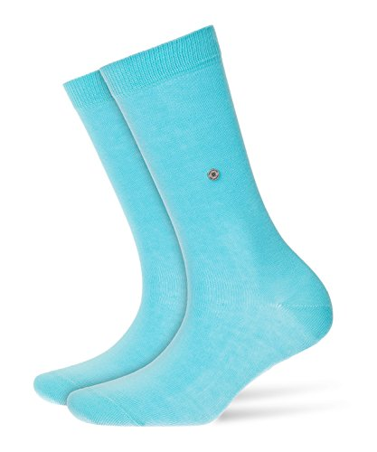 Burlington Damen Socken Lady, Violett (Turquoise 6206), 36/41
