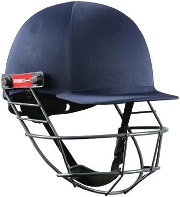 Grays Nicolls oficial Atomic Batsman cabeza protección cascos de seguridad de críquet
